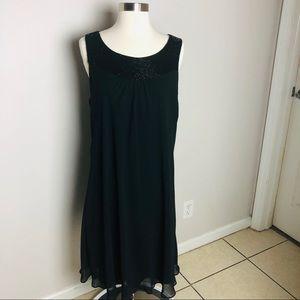 White House Black Market Gorgeous Dress Size 14